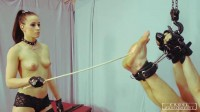Pull Up and Punished (lady, download, slave, tied)
