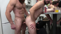 30 Guys Sperm Party: Five scenes in One 1080p