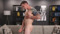 18 year old straight jock, Zane Porter, busts a fat load for you