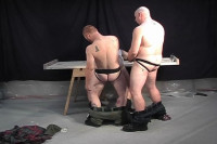 Download Hung gay woodcutters