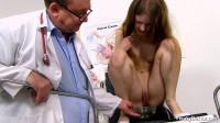Anabella (19 years girls gyno exam)