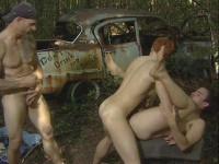 Outdoor Fuck & Orgies With Country Boys
