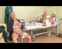 Download Old couple banging a nurse