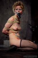 Real Time Bondage - Shithead Part 2 - Alisha Adams - Feb 23, 2013