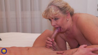 Elize K — horny housewife Elize doing her toyboy FullHD 1080p