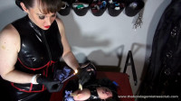 12 Trials of Kinky Plaything — Hot Wax Finale