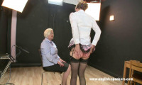 Remingtonsteel - English-spankers showing girls being spanked - pt2