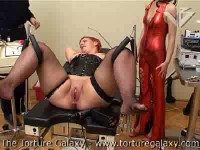 Young Sexy Model In Extreme Bdsm