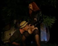 tit lady grande dicks (Pink Piss Lady (2002))...