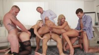 BiEmpire Want to try a Bi Orgy? — Sweet Cat, Nicole Vice, Mark Black, Paul Fresh & Jace Reed