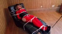 Lisa Scott – Red Spandex Captive Part 2