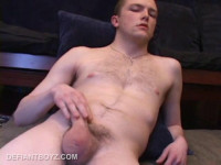 Download Young Axel Strokes His Meat