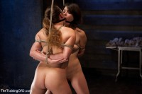 Juliette Day 2 - Heavy Labor, Intense Bondage, and Brutal Torment