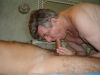 Collection of photos of elderly men