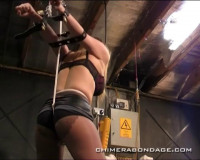 """Collection 2016 – Best 50 clips in 1. """"ChimeraBondage"""". Part 9."""