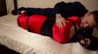 Nyxon Bound and Hobbled in Red