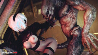 2B-Whore For Monster