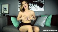 Goddess Harley - Cruel Chastity Cum Game