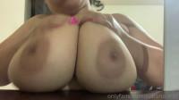 busty big tit mature Cubana takes black cock and masturbates 1080p
