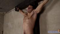 RusCapturedBoys Crucifixion of Slave Zhenya