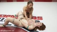Stubborn, Red headed slut is Bound for Orgasm