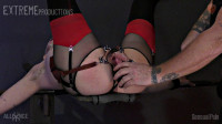 SensualPain - Abigail Dupree - Freak Pussy Spread Butt Plug