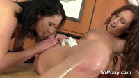 It's Something That Two Sexy Girlfriends Always Liked To Do.