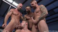 Mitch Vaughn, Brian Bonds, David Benjamin, Rocco Steele