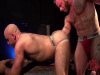 FistAlley Derek X HungerFF Part 1 - Derek Parker, HungerFF