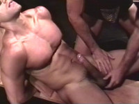 Zeus — Muscle Bondage Body Worship