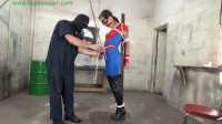 HunterSlair - Michelle Peters - Stretched out at the post