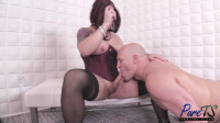 Sexy Shemale Fucked Hard By Huge Dick