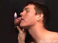 Download Nick Sucks Dick At Gloryhole