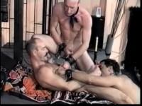 Abgestraft Und Langgezogen(Hot Bondage Action )