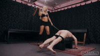Cruel Punishments – Mistress Zita – Spanking With A Leather Belt
