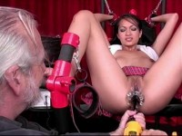Master Len's Intense Fetish - Tormenting Iris and Jade - loves, games, domination, love