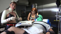 Mistress Miranda in Sounds of the Clinic Pt 3-5