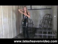 Latex Heaven Video — Videos of Amazing Latex Girls! Pack4