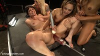 Download Hall of FuckingMachines.com Babes: Kristina Rose, Lorelei Lee, Bobbi Starr, Annie Cruz in the Finale
