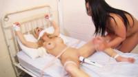 Girl Crush at the Bondage Clinic