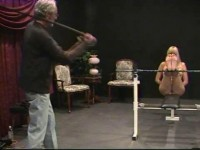 Single-Tail Foot Whipping