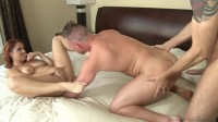 Edyn Blair, Owen Michaels, Damien Thorne (time, video, couples, watch)