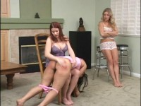 Featuring initiation discipline via spanking