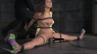 Sexuallybroken-Abella Danger bound multiple orgasms and drooling brutal deepthroat