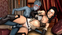 Miranda Lawson part 3 Futanari