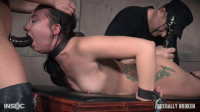 bondage humiliation (Mandy Muse and her amazing booty gets abused with cock, pussy and ass smothering! Face fuckings!).