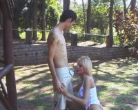 Download T-girl's caring BF