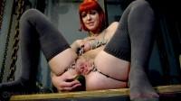 Efro in bondage censored