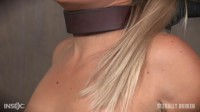 Angel and Dee Tied Back to Back And For Mouth and Anal Use