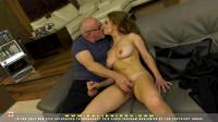 Big tit italian milf slut get pounded by old guy